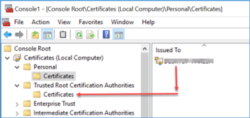 How to Create and use Self-signed SSL Certificate for Dynamics NAV